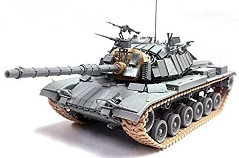 Amazon.com: Dragón 1/35 Israel fuerzas de defensa IDF M60 ...