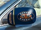 Fan Gear Fanmats Auburn University Small Mirror Cover Size=5.5''x8'' NCAA-12022 by Fan Mat
