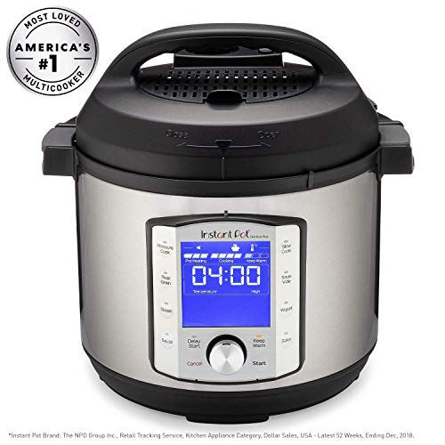 Instant-Pot-6QT-Duo-Evo-Plus-Electric-Pressure-Cooker-Renewed