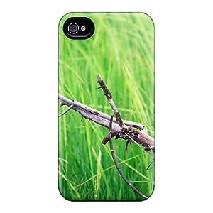 Premium Tpu Beautiful Birds Wild Animals Photo Cover Skin For Iphone 4/4s