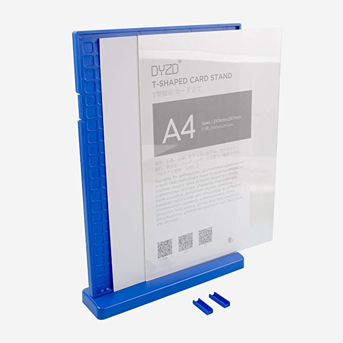 Amazon.com: DYZD - Soporte vertical de doble cara, soporte ...