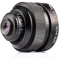 Zhongyi Mitakon 20mm F2.0 4-4.5X Super Macro Lens for Pentax DSRL Camera Mount Silent Frame Large Aperture Lens with Tarion Case