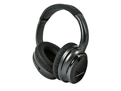 20b74c886a4 Monoprice Hi-Fi Active Noise Cancelling Headphone w/ Active Noise Reduction  Technology (10010
