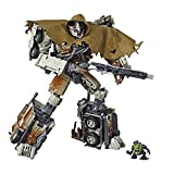 Transformers Toys Studio Series 34 Leader Class Dark of the Moon Movie Megatron with Igor Action Figure - Kids Ages 8 and Up, 8.5-inch