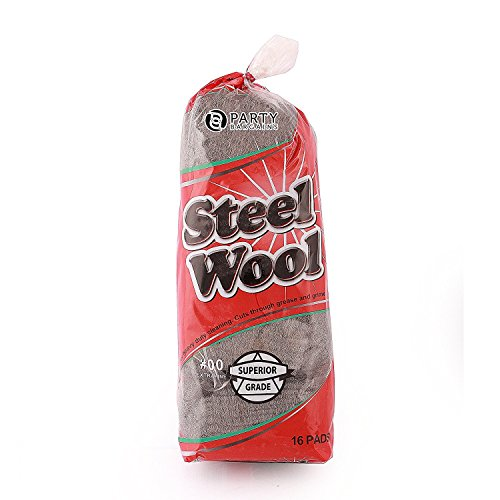 00 Steel Wool Pad - 6