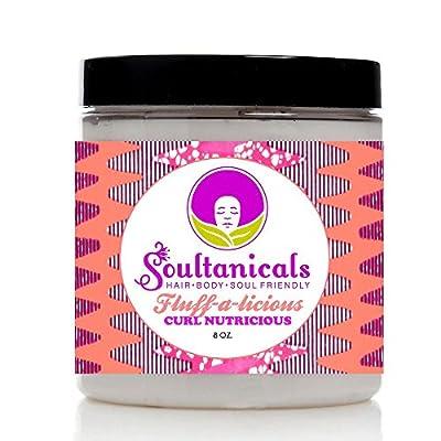 Soultanicals Fluff-A-Licious Curl Nutricious 8 oz