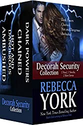 Decorah Security Collection: Sexy Paranormal Romantic Suspense Stories