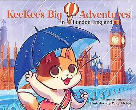 KeeKee's Big Adventures in London, England