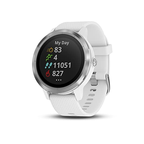 3d344a44b Image Unavailable. Image not available for. Color: Garmin vívoactive 3, GPS  Smartwatch ...