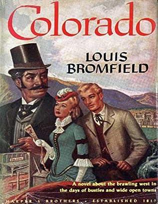 book cover of Colorado