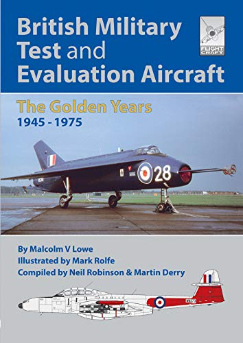British Military Test and Evaluation Aircraft: The, used for sale  Delivered anywhere in USA