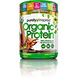 Purely Inspired Organic Protein Shake, 100% Plant Based Protein, Decadent Chocolate Flavor, 1.5lbs