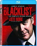 The Blacklist: Season 2 [Blu-ray] (Bilingual)