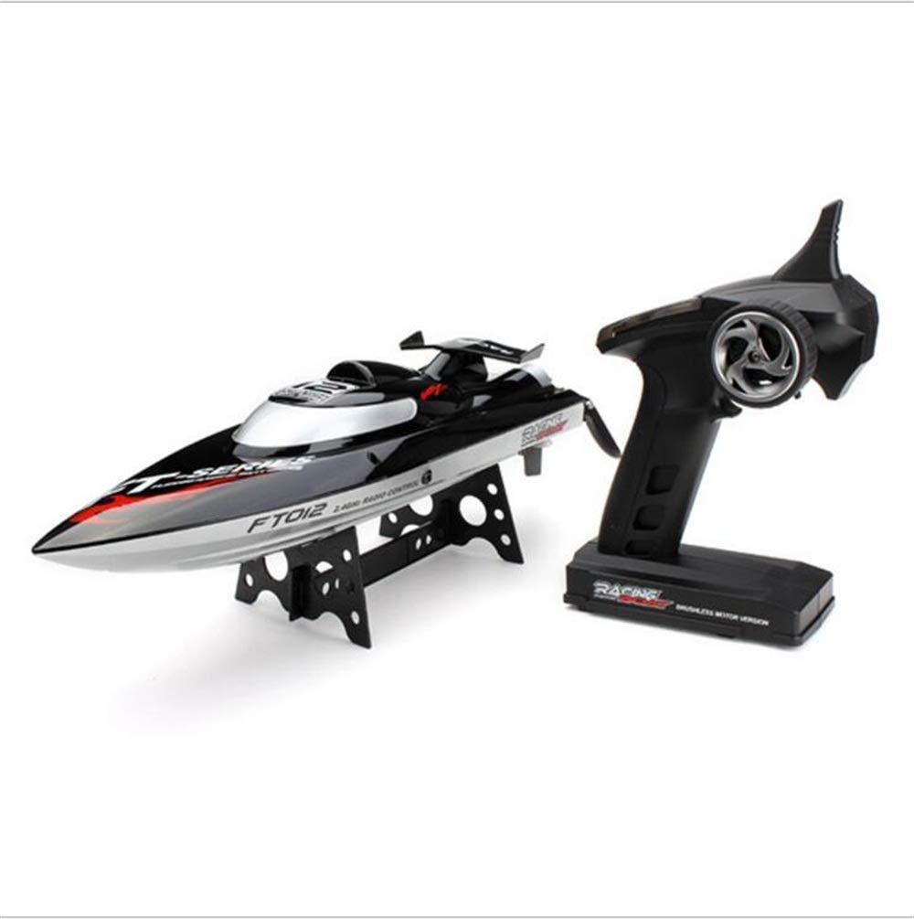 YCRD Buque De Agua Barco Electrico 2.4 G Control Remoto Modelo Speedboat Incorporado En El Agua De Refrigeración Calor 3 En 1 De Velocidad De Agua Juego De Juguete