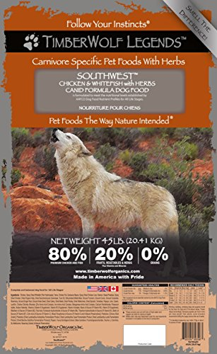Southwest Legends - 45lbs by TimberWolf