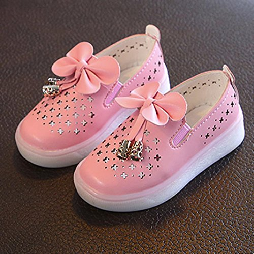 Transer Girls Hollow Butterfly Schuhe Prinzessin Pk