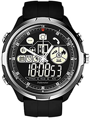 Skryo👍👍 Zeblaze VIBE 4 HYBRID Smart Watch Phone Sports Men ...