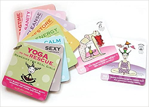Yoga to the Rescue: Remedies for Real Girls (61 Card Deck ...