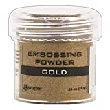 Embossing Starter Kit: Heat Tool Machine, Emboss It Pens, Ranger Gold and Silver Powder Set