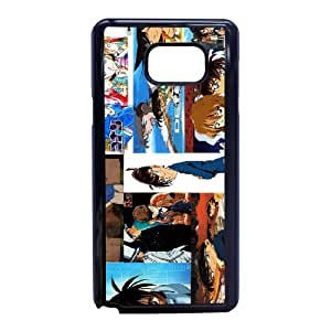 Samsung Galaxy Note 5 Cases Cell Phone Case Cover Cartoon Detective Conan Case Closed 6R67R835987