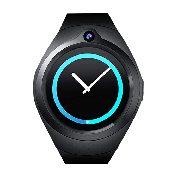 Btruely Pulsera de Actividad Inteligente, Reloj Inteligente Hombre S216 gsm 1g + 16g Reloj Inteligente
