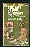 Art Studio Murders, Edward S. Aarons, 1555043526