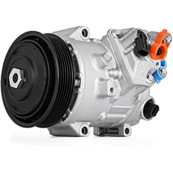 BuyAutoParts 60-03726NA New For Lexus IS200t IS350 /& Toyota RAV4 New AC Compressor /& A//C Clutch