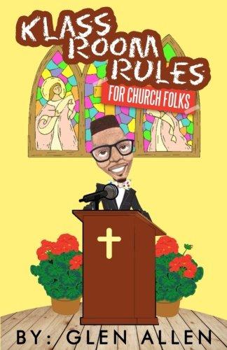 Download Klass Room Rules For Church Folks pdf epub
