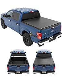 Bestop 18110-01 ZipRail Tonneau Cover for Ford 97-03 F150, 04-04 F150 Heritage, 97-00 F250 Light-duty; 6.5' bed