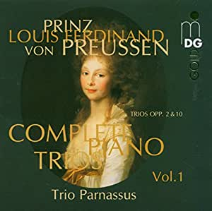 Ferdinand: Piano Trios Vol 1