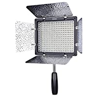 Yongnuo YN300 III 5500K CRI95+ Pro LED Video Light For Nikon Canon Camcoder from china