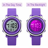 Kids-LED-Digital-Unusual-Electrical-Luminescent-Silicone-Outdoor-Sport-Waterproof-Alarm-Children-Dress-Wrist-Watch-with-Stopwatch-for-Boys-Girls-Purple