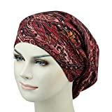 Best Hair Bonnet Cap For Curly Hair Snug Fit Hats Stay On All Night Sleep Headwear