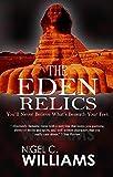 The Eden Relics: A Zac Woods Adventure