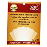 Aleene's 29135 Fabric Fusion Peel and Stick Sheets