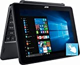 Flagship Acer 10.1'' Business 2 in 1 HD Touchscreen IPS Laptop/Tablet - Intel Quad-Core Atom x5-Z8350 Up to 1.92GHz, 2GB DDR3, 32GB SSD, 802.11bgn, Bluetooth, HDMI, Webcam, Windows 10