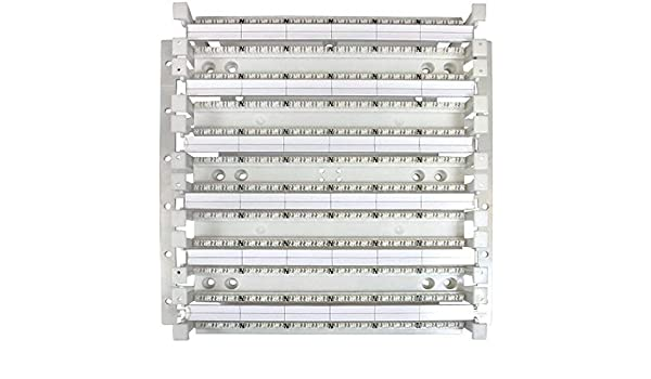 Allen Tel Products GB110BA6K-288 Non Field Terminated 288 Pair 110 Termination Block With Legs