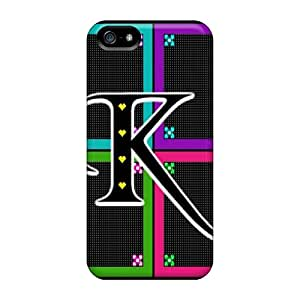 Awesome Design Mah K Hard Cases Covers For Iphone 5/5s