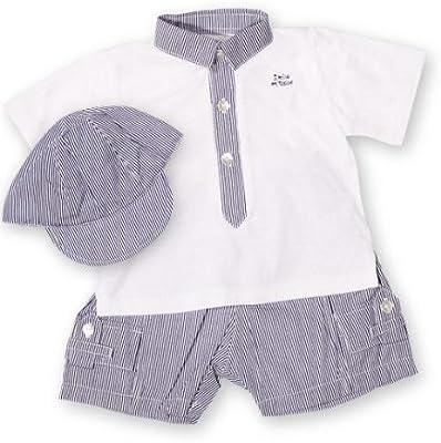 975d0465f En color azul marino pantalón corto de deporte diseño de rayas de colores  Emile de ligereza y aroma de rosa juego de accesorios para