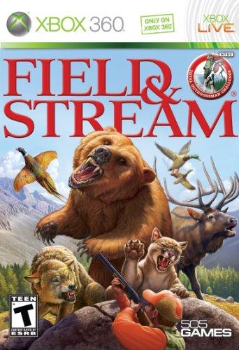 field-stream-outdoorsman-challenge-xbox-360