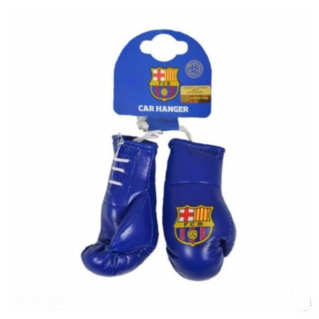 Football Mini Boxing Gloves公式誕生日車アクセサリーギフト B01IKTRI1Q FC BARCELONA