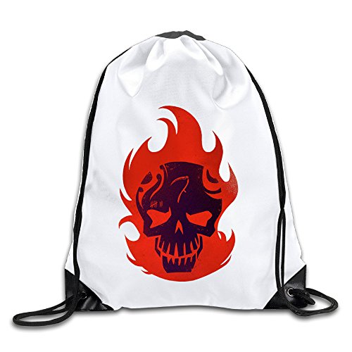 MEGGE Suicide Squad 8 Travel Bag (Toon Squad Costume)