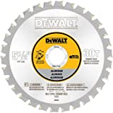 DEWALT DWA7760 30 Teeth Aluminum Cutting 20mm Arbor, 5-1/2-Inch