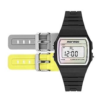 45879695e21646 Relógio Mormaii Feminino Troca Pulseira Mojh02ar/8p: Amazon.com.br ...