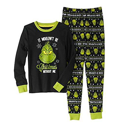3f2c405b1907 The Grinch Boys Stole Christmas Holiday 2-Piece Sleepwear Set - Buy Online  in KSA. Apparel products in Saudi Arabia. See Prices