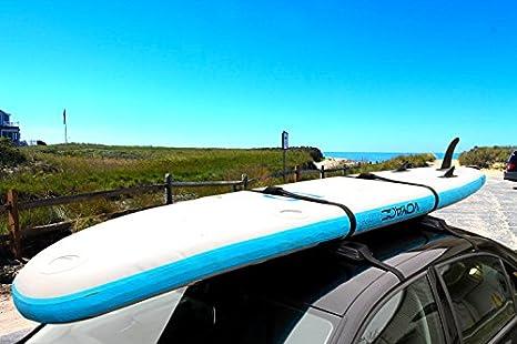 Amazon.com: SUP & Surfboard – Soporte de techo ajustable y ...