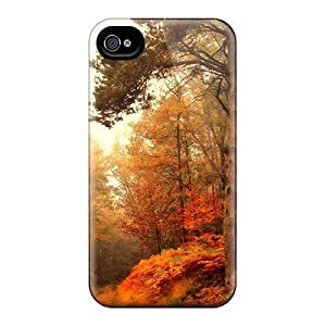 Casecover88 Cases Covers Protector Specially Made For Iphone 6plus Autumn Free Autumn Trail