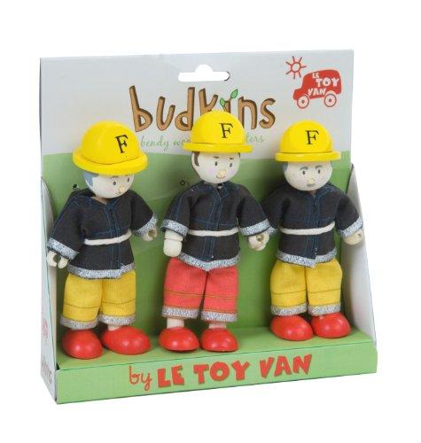 Budkins Firefighters Figure -