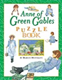 img - for Anne of Green Gables Puzzle Book book / textbook / text book
