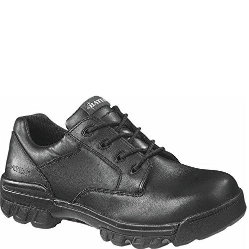 Bates Mens Boot Ultra-Lites Oxford light Black Black